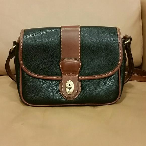 621bcf175fee Coach Handbags - COACH rare vintage crossbody. Coach Sheridan